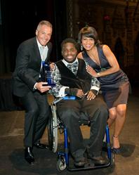 Frank Torre hosts the Detroit Medical Center RIM – DMC Kalis Cure Event