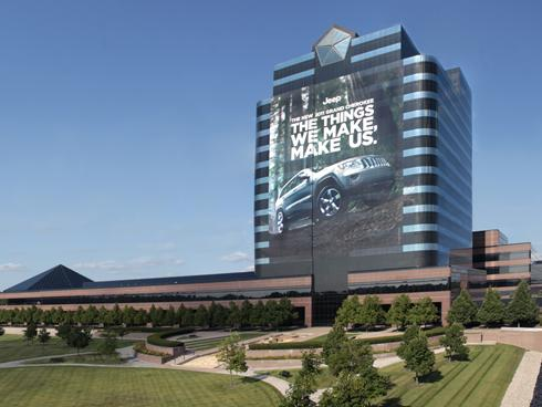 Chrysler World Headquarters